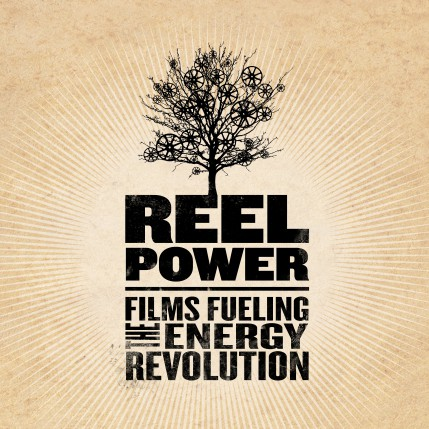 Reel Power logo and burst crop